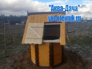 Колодец под ключ в Александровском районе